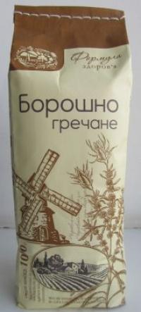 Борошно гречане 1 кг бум. пакет