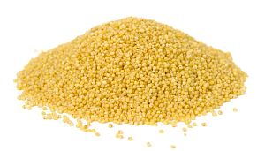 Yellow Millet Grain