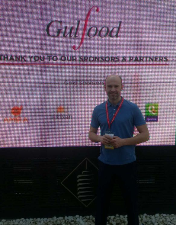 August-kiy in GulFood 2017
